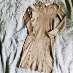Banana Republic Stretch Sweater Dress EUC